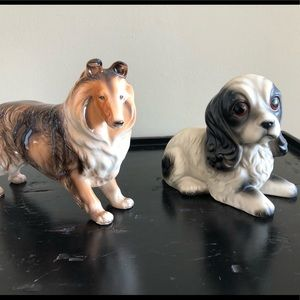 Mid century made in Japan puppy bundle